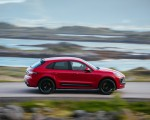 2022 Porsche Macan GTS (Color: Carmine Red) Side Wallpapers 150x120 (25)