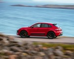 2022 Porsche Macan GTS (Color: Carmine Red) Side Wallpapers 150x120 (26)