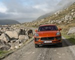 2022 Porsche Macan S (Color: Papaya Metallic) Front Wallpapers 150x120 (30)