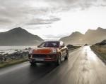 2022 Porsche Macan S (Color: Papaya Metallic) Front Wallpapers 150x120 (22)