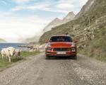 2022 Porsche Macan S (Color: Papaya Metallic) Front Wallpapers 150x120 (47)