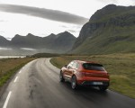 2022 Porsche Macan S (Color: Papaya Metallic) Rear Three-Quarter Wallpapers 150x120 (33)