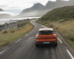 2022 Porsche Macan S (Color: Papaya Metallic) Rear Wallpapers 150x120 (34)