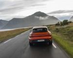 2022 Porsche Macan S (Color: Papaya Metallic) Rear Wallpapers 150x120 (28)