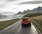 2022 Porsche Macan S (Color: Papaya Metallic) Rear Wallpapers 150x120 (37)
