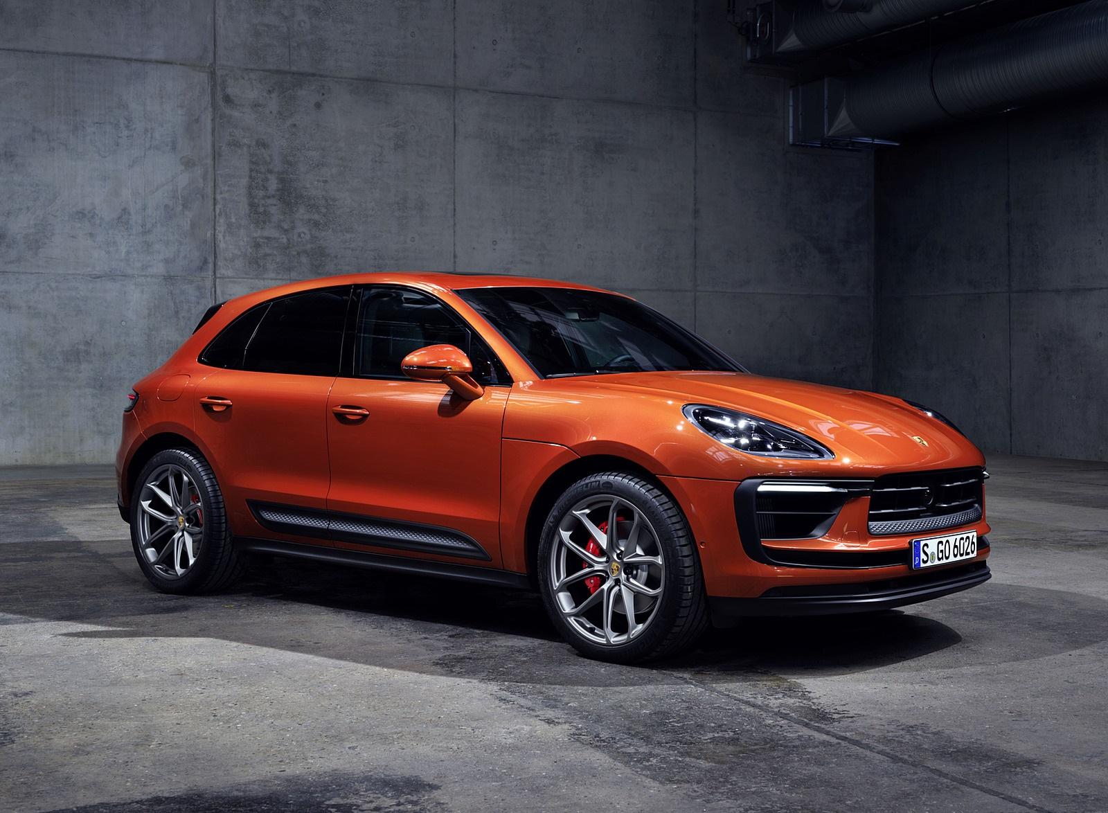 2022 Porsche Macan S Front Three-Quarter Wallpapers (10)
