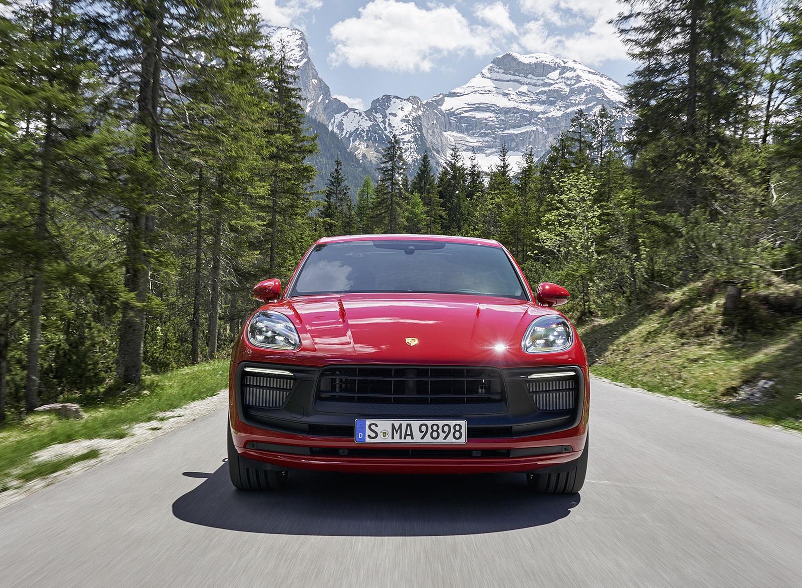 2022 Porsche Macan S Front Wallpapers (4)