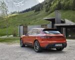 2022 Porsche Macan S Rear Three-Quarter Wallpapers 150x120 (8)