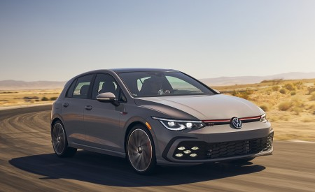 2022 Volkswagen Golf GTI (US-Spec) Wallpapers HD