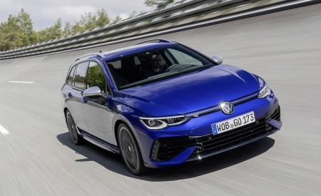 2022 Volkswagen Golf R Estate Wallpapers HD