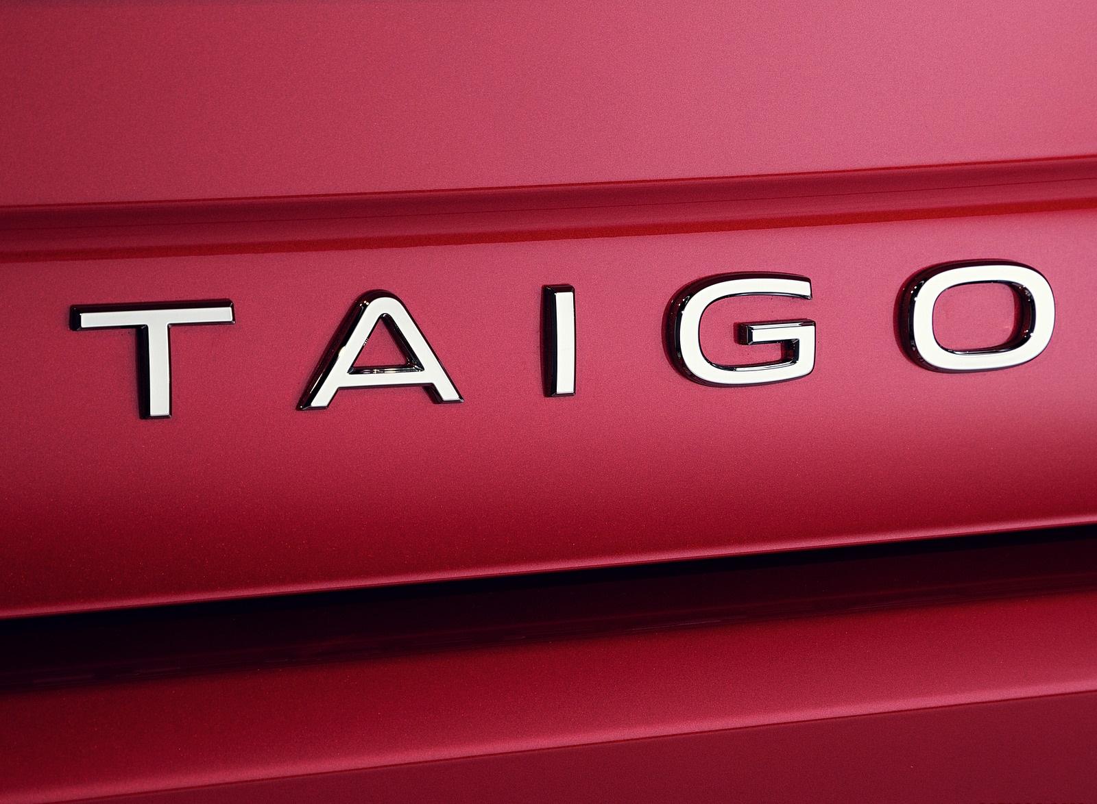 2022 Volkswagen Taigo R-Line Badge Wallpapers (8)
