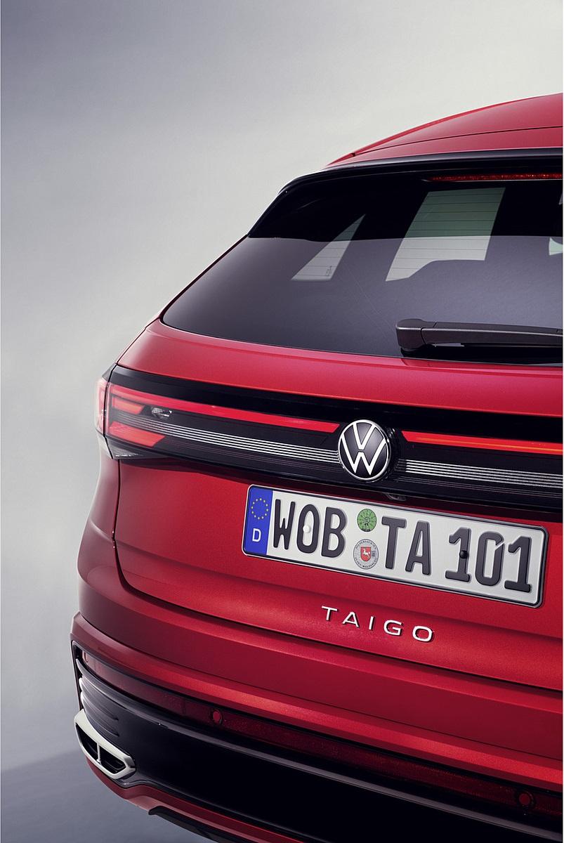 2022 Volkswagen Taigo R-Line Detail Wallpapers  (10)