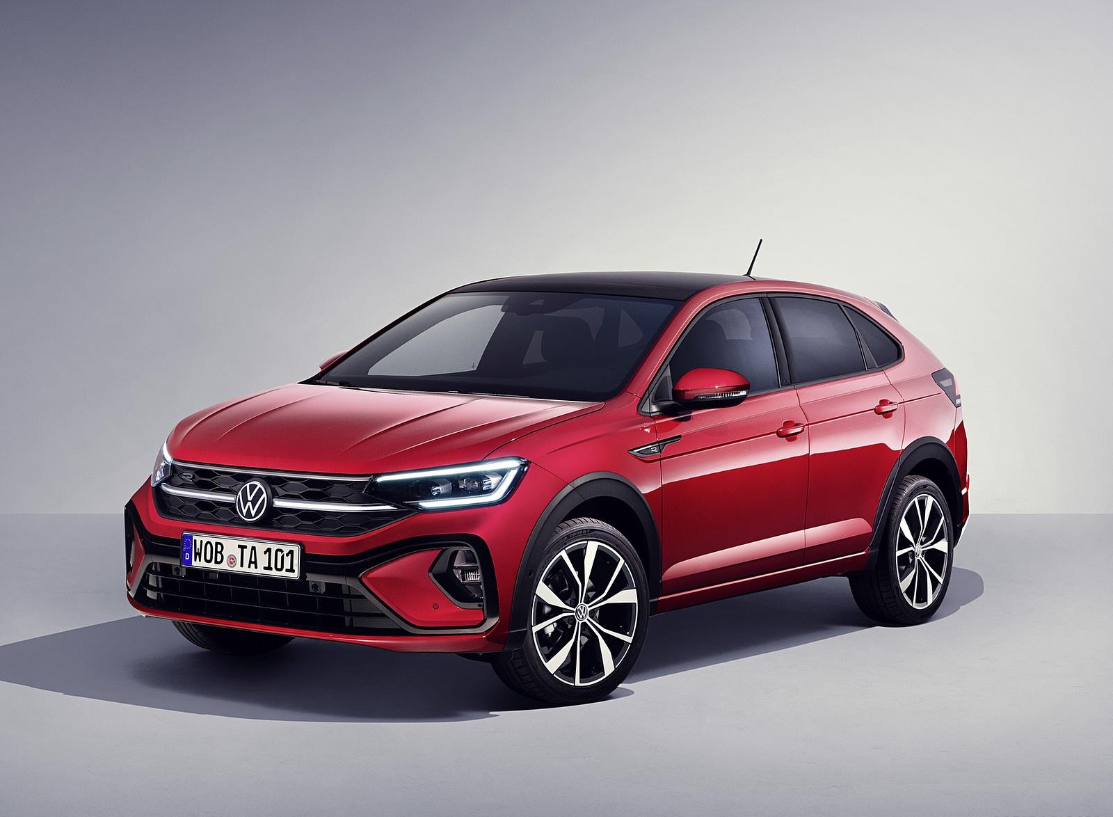 2022 Volkswagen Taigo R-Line Front Three-Quarter Wallpapers (2)