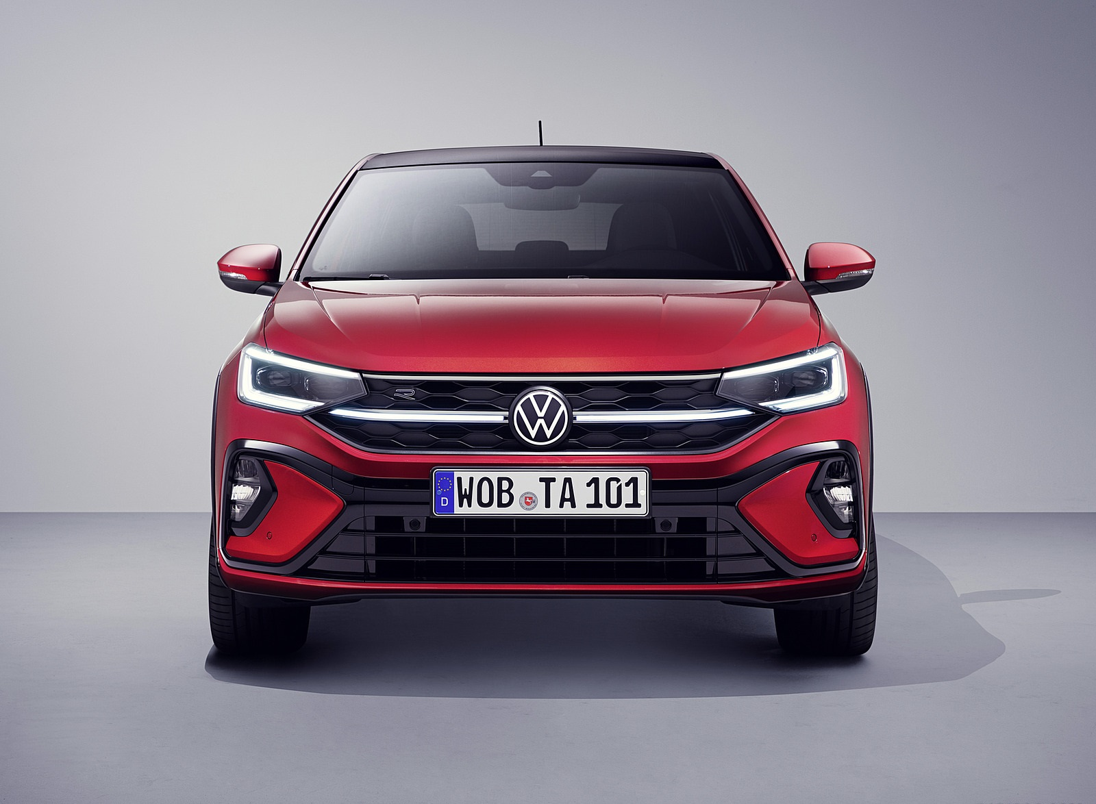 2022 Volkswagen Taigo R-Line Front Wallpapers (3)