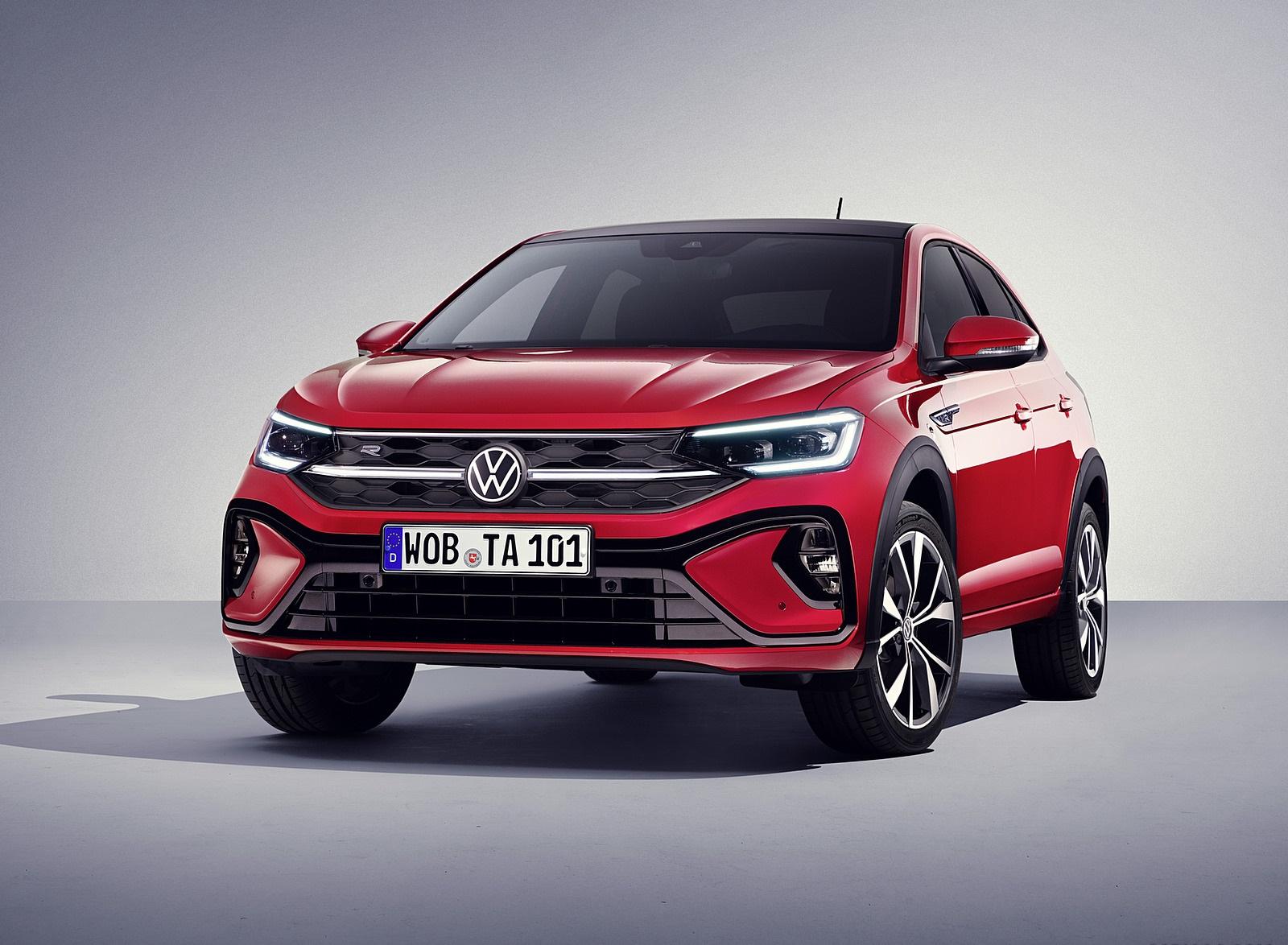 2022 Volkswagen Taigo R-Line Front Wallpapers (1)