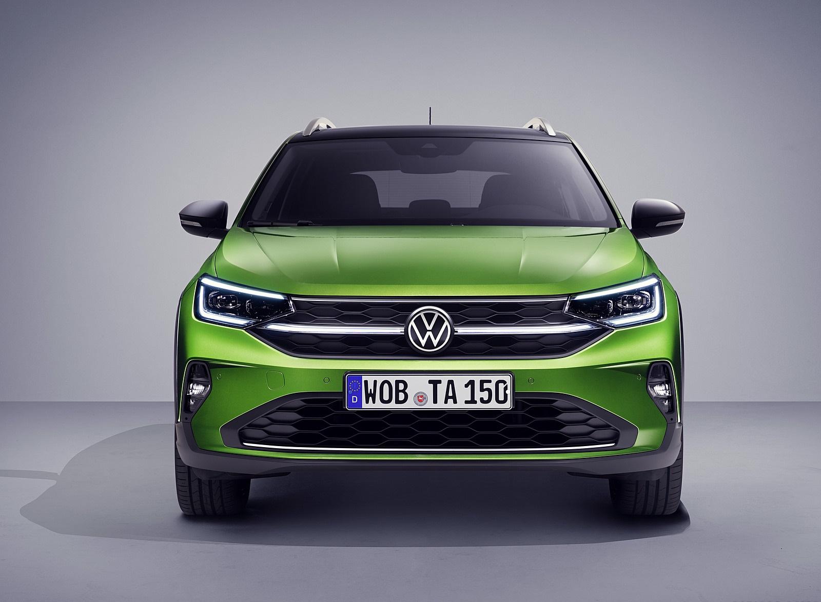 2022 Volkswagen Taigo Style Front Wallpapers (2)