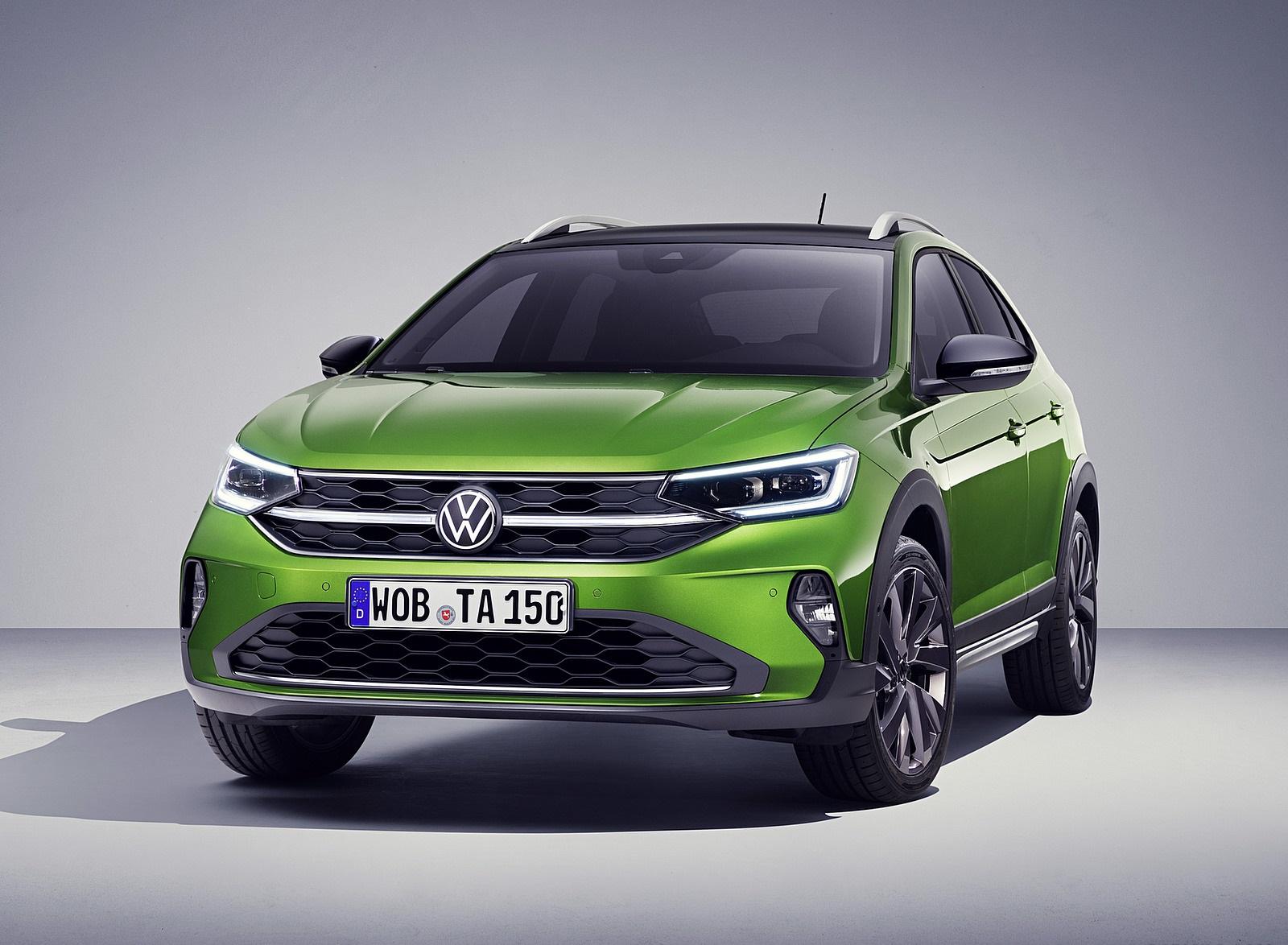 2022 Volkswagen Taigo Style Front Wallpapers (1)