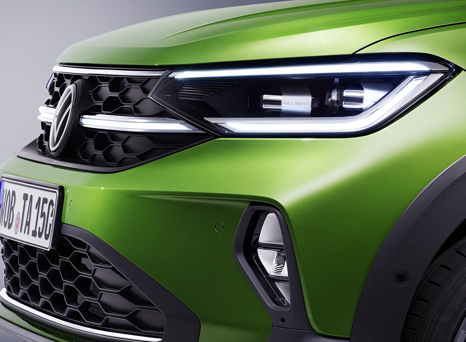 2022 Volkswagen Taigo Style Headlight Wallpapers (6)