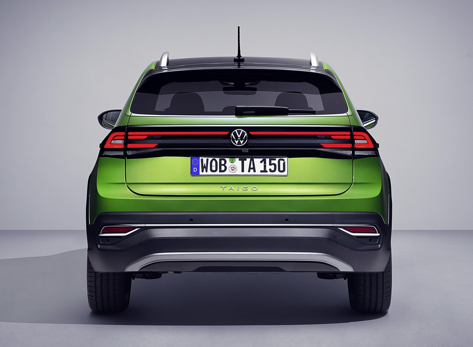 2022 Volkswagen Taigo Style Rear Wallpapers (4)
