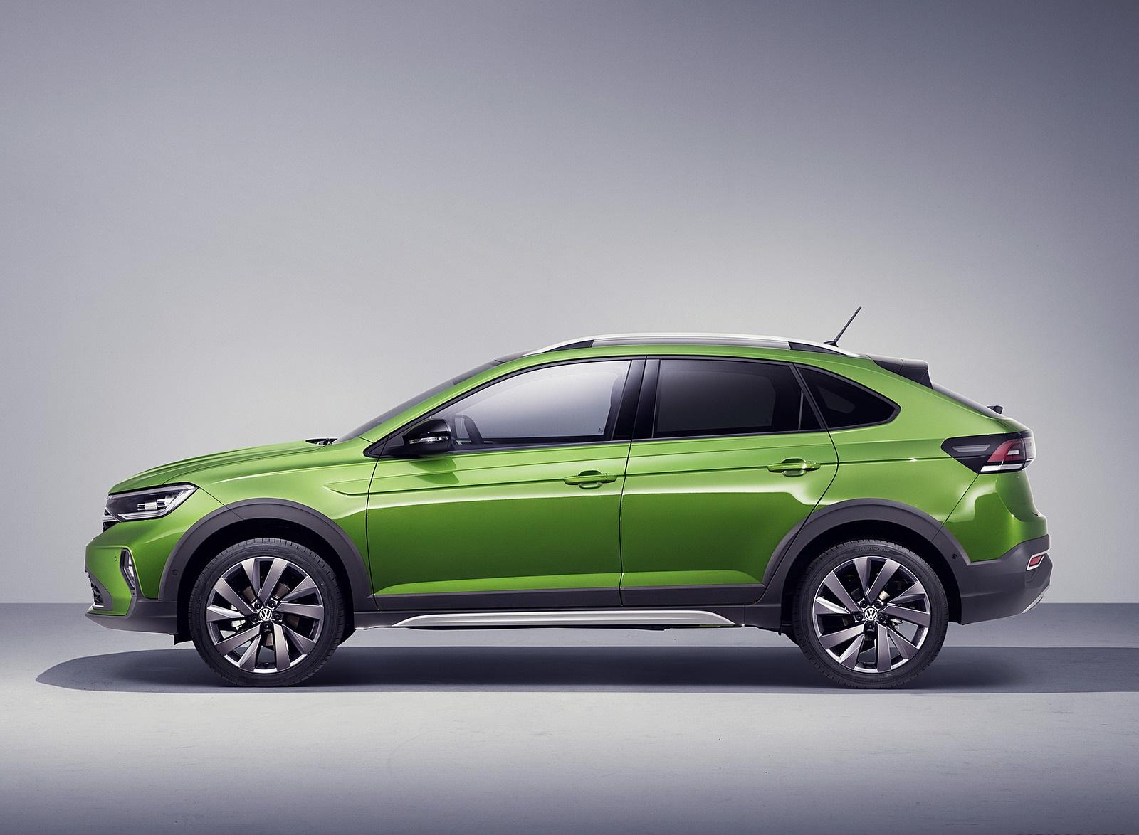 2022 Volkswagen Taigo Style Side Wallpapers (5)