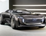 2021 Audi Skysphere Concept (Color: Stage Light) Front Wallpapers 150x120 (39)