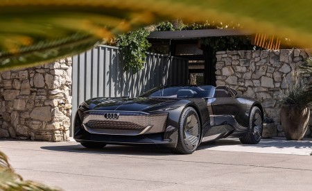 2021 Audi Skysphere Concept Wallpapers HD