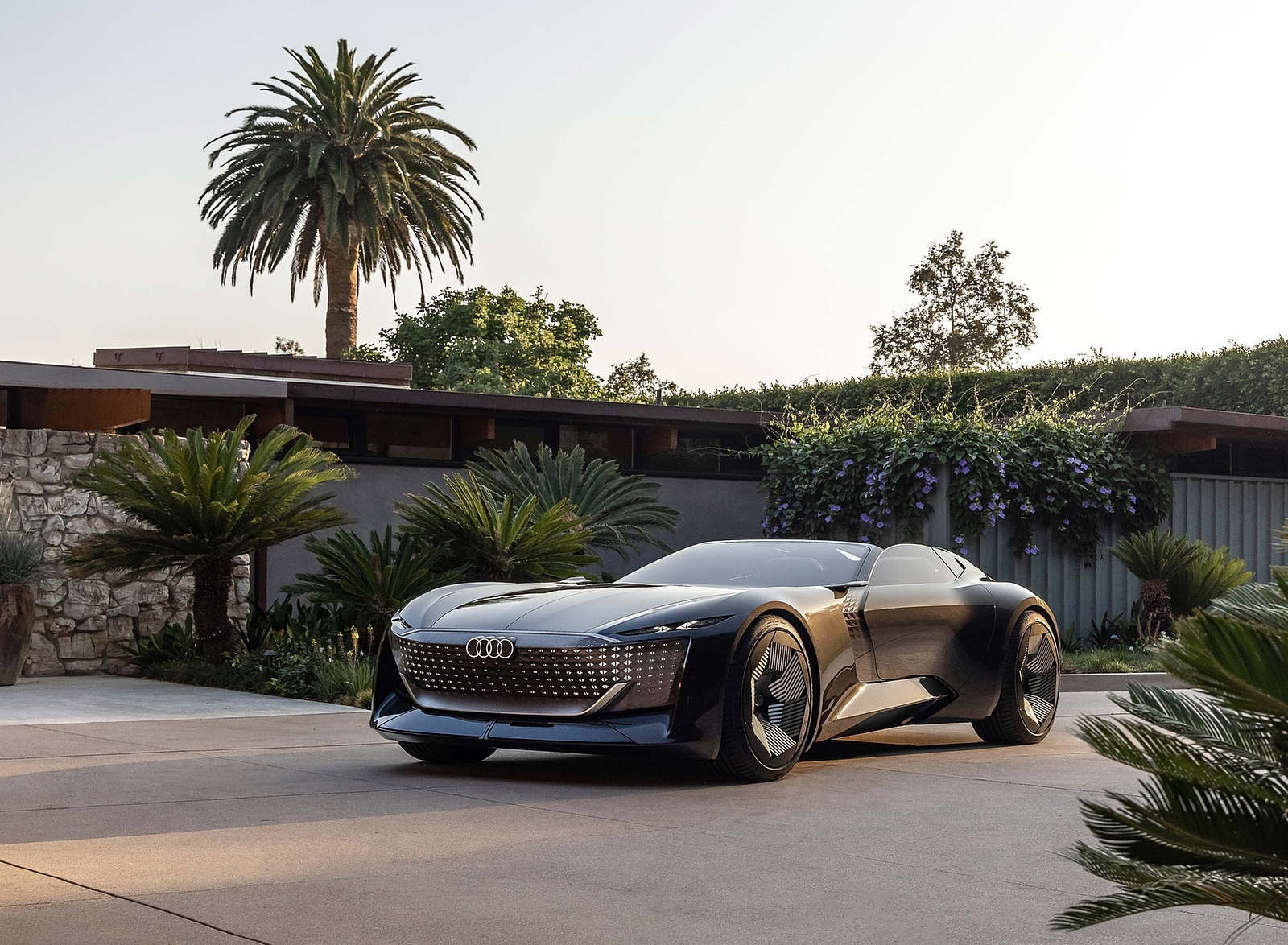2021 Audi Skysphere Concept Front Three-Quarter Wallpapers (3)