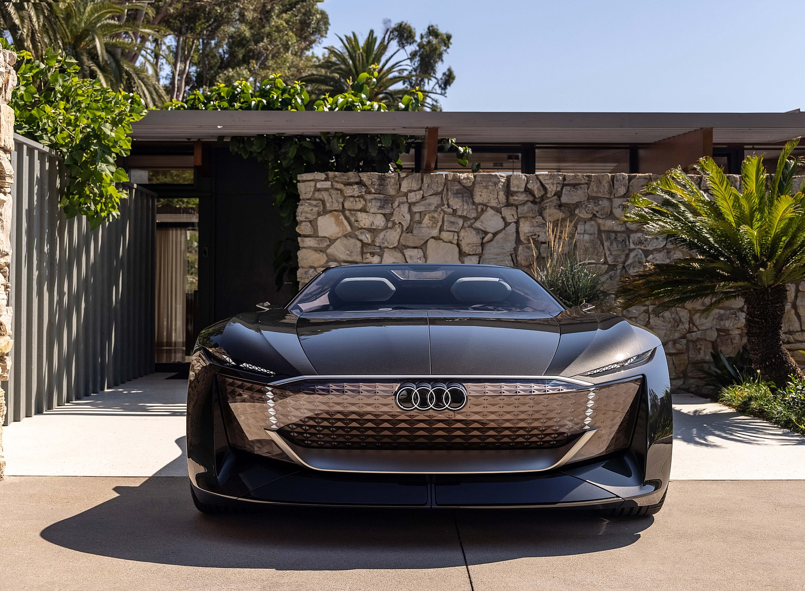 2021 Audi Skysphere Concept Front Wallpapers (4)
