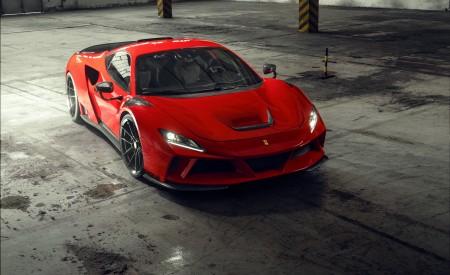 2021 Ferrari F8 Tributo by Novitec N-Largo Wallpapers HD