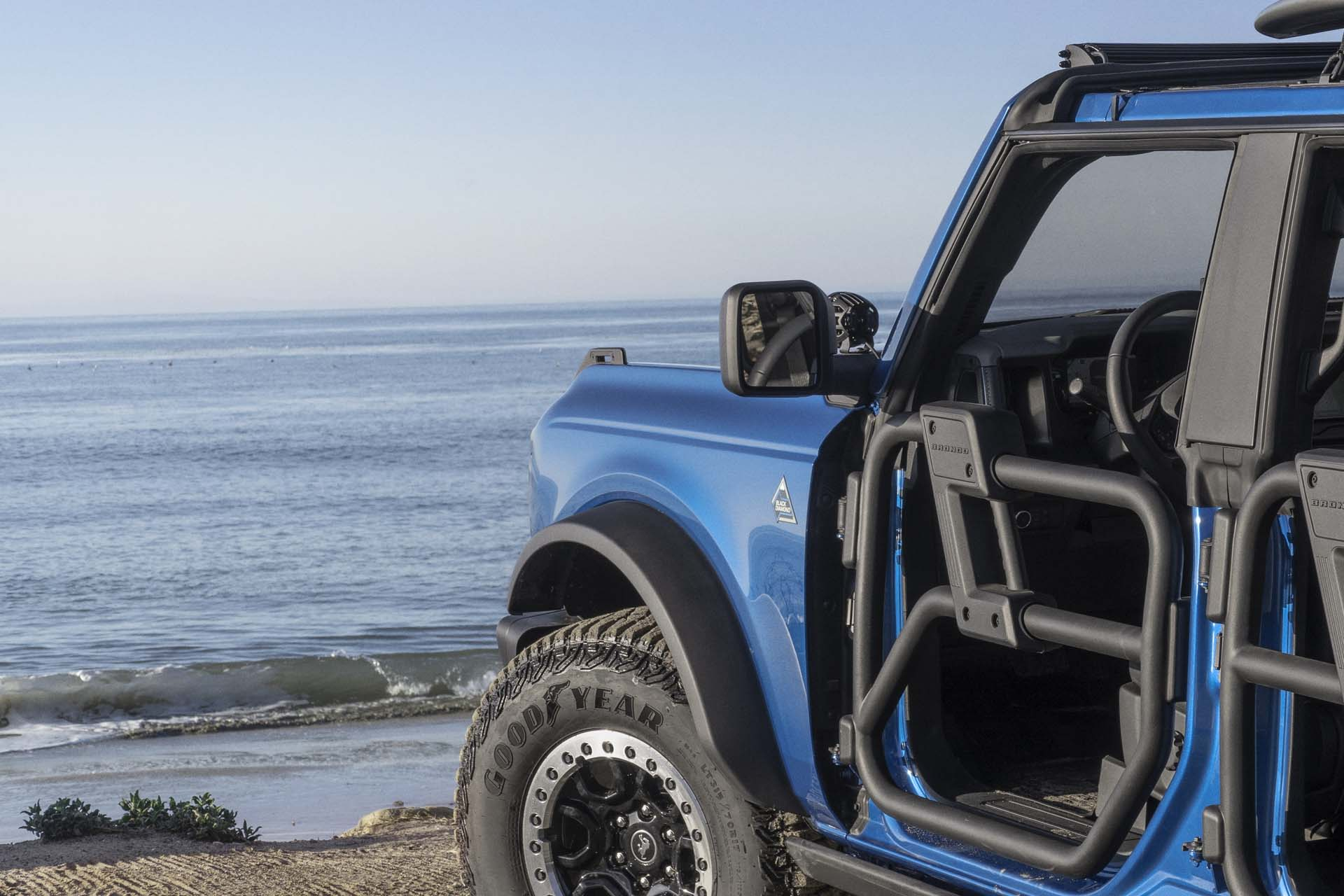 2021 Ford Bronco Riptide Concept Detail Wallpapers (8)