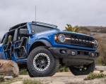 2021 Ford Bronco Riptide Concept Front Three-Quarter Wallpapers 150x120 (2)