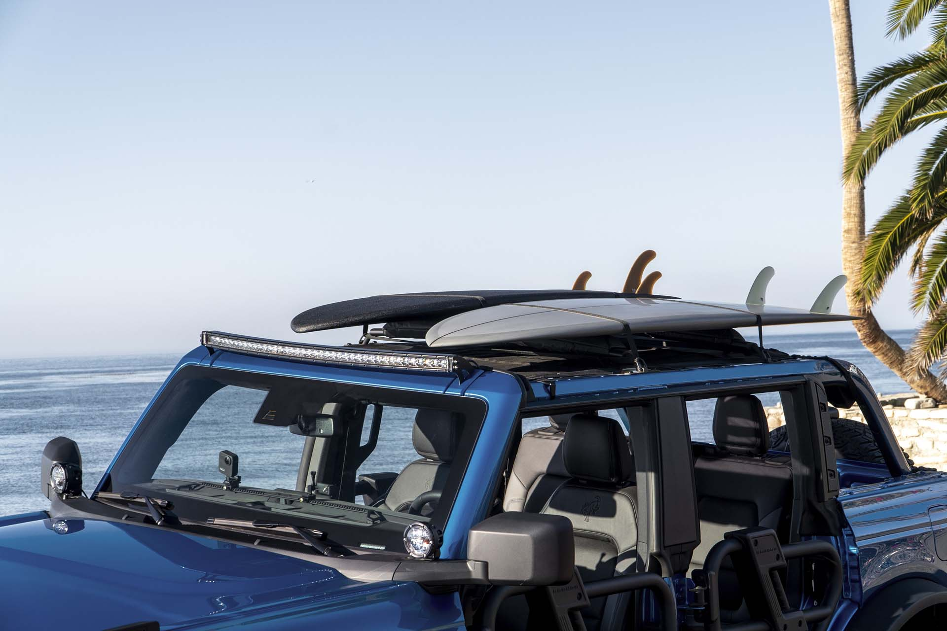 2021 Ford Bronco Riptide Concept Interior Wallpapers (7)