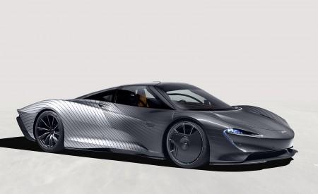2021 McLaren Speedtail Albert by MSO Wallpapers HD