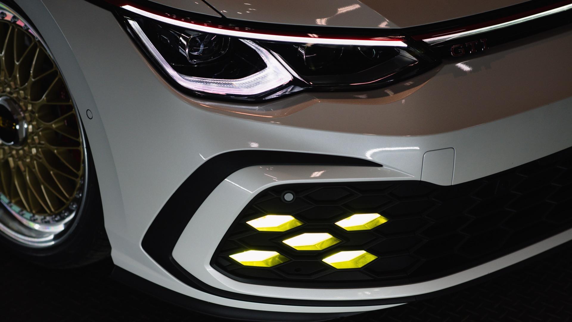 2021 Volkswagen GTI BBS concept Headlight Wallpapers (9)