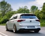2021 Volkswagen GTI BBS concept Rear Three-Quarter Wallpapers 150x120 (3)