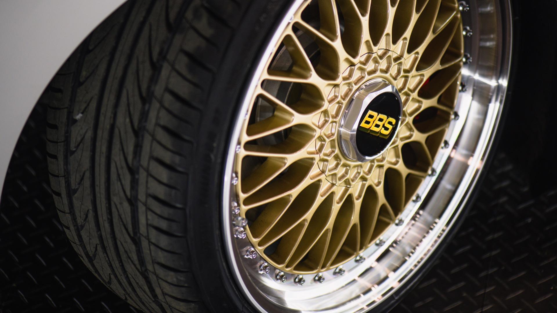 2021 Volkswagen GTI BBS concept Wheel Wallpapers (10)