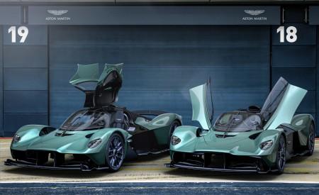 2022 Aston Martin Valkyrie Spider Wallpapers HD