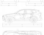 2022 BMW iX3 Dimensions Wallpapers 150x120 (49)