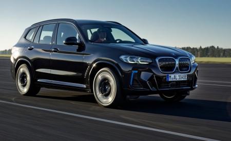 2022 BMW iX3 Wallpapers HD
