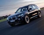 2022 BMW iX3 Front Three-Quarter Wallpapers 150x120 (4)