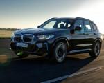 2022 BMW iX3 Front Three-Quarter Wallpapers 150x120 (6)