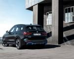 2022 BMW iX3 Rear Three-Quarter Wallpapers 150x120 (20)