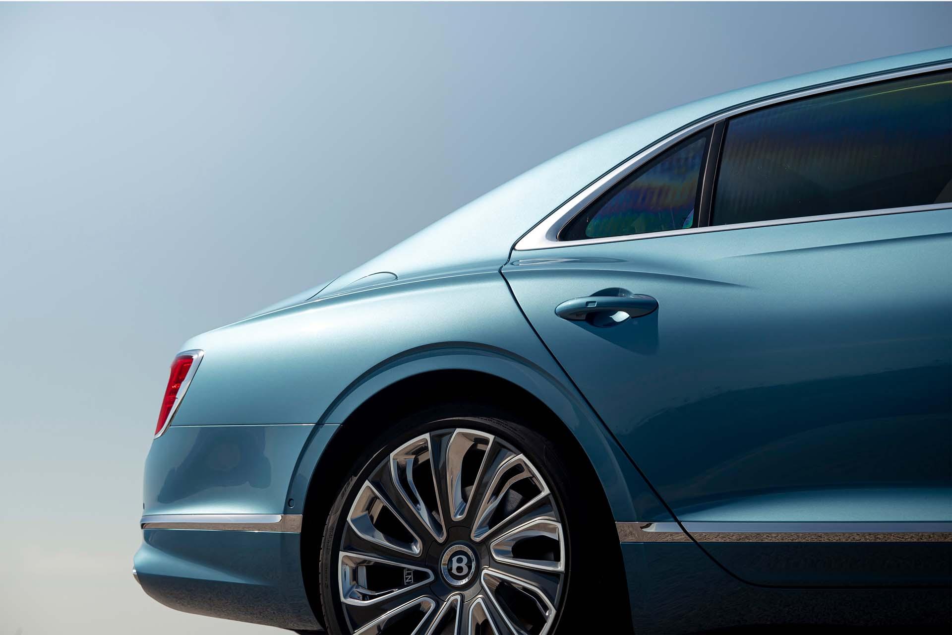 2022 Bentley Flying Spur Mulliner Detail Wallpapers  (9)
