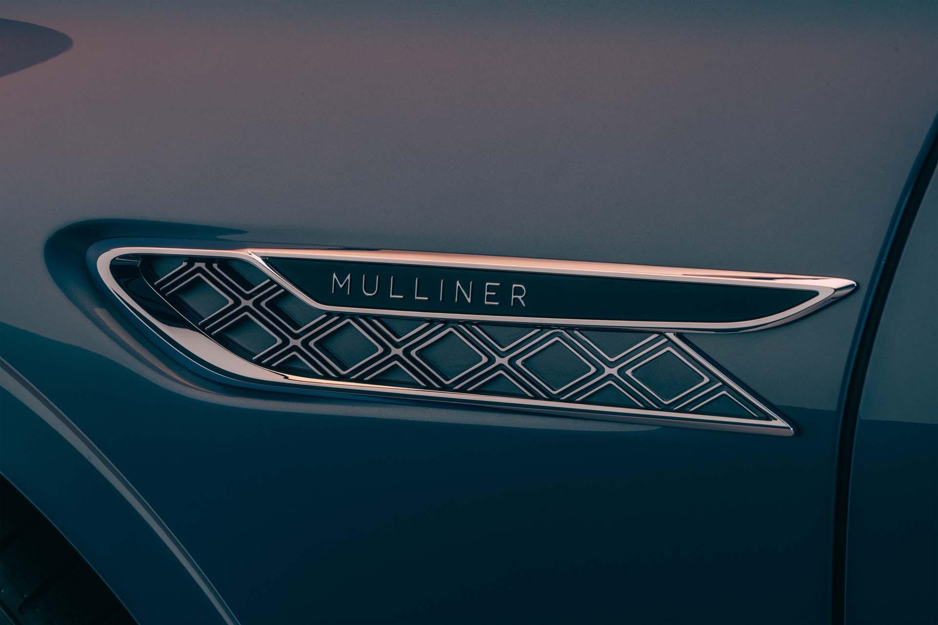 2022 Bentley Flying Spur Mulliner Detail Wallpapers  (8)