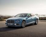 2022 Bentley Flying Spur Mulliner Front Three-Quarter Wallpapers 150x120 (1)