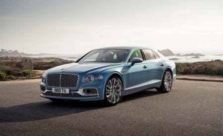 2022 Bentley Flying Spur Mulliner Wallpapers HD