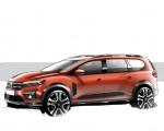 2022 Dacia Jogger Extreme Design Sketch Wallpapers 150x120 (39)