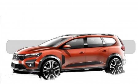 2022 Dacia Jogger Extreme Design Sketch Wallpapers 450x275 (39)