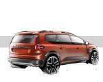 2022 Dacia Jogger Extreme Design Sketch Wallpapers 150x120 (40)