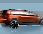 2022 Dacia Jogger Extreme Design Sketch Wallpapers 150x120 (41)